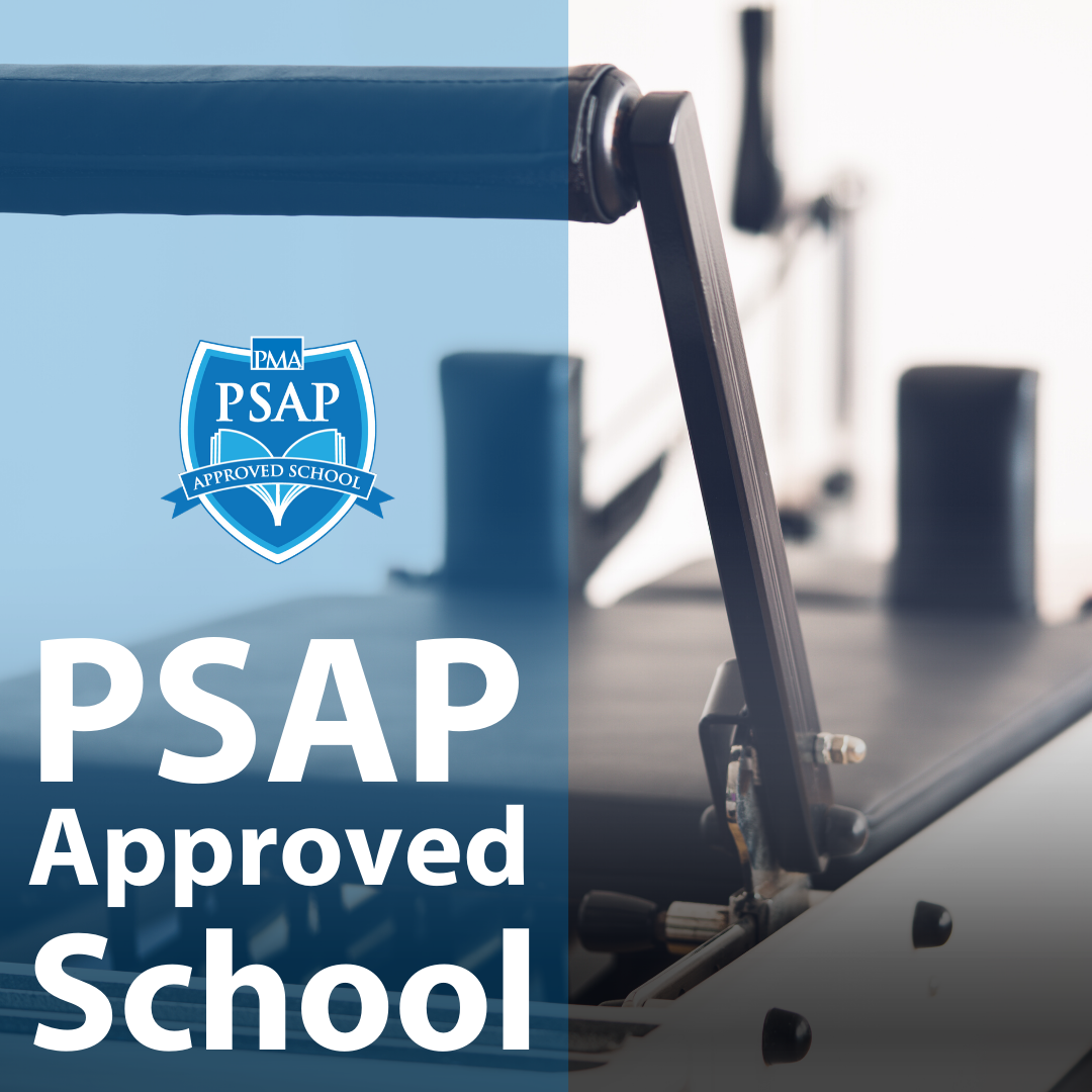Big Toe Studio and Pilates Career Institute is a PSAP Approved School